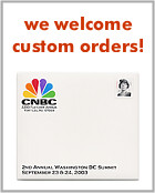 we welcome custom orders!